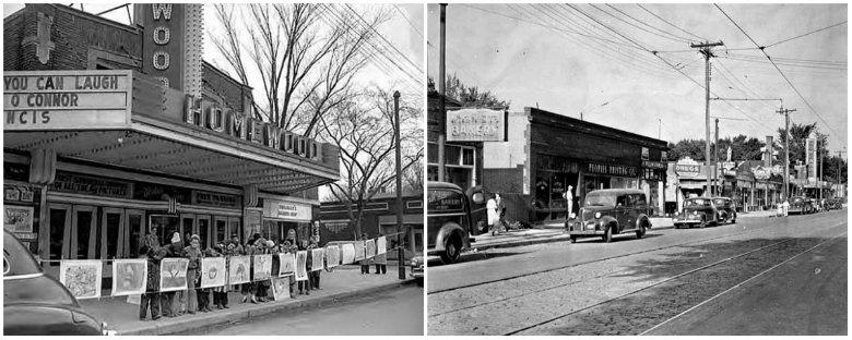 Hammers and High Heels North Minneapolis History Homewood