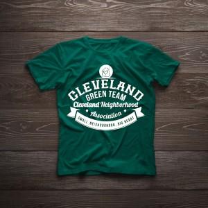 Cleveland Shirt green1200 (1)